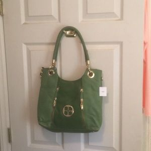 IMAN Genuine Leather Bag